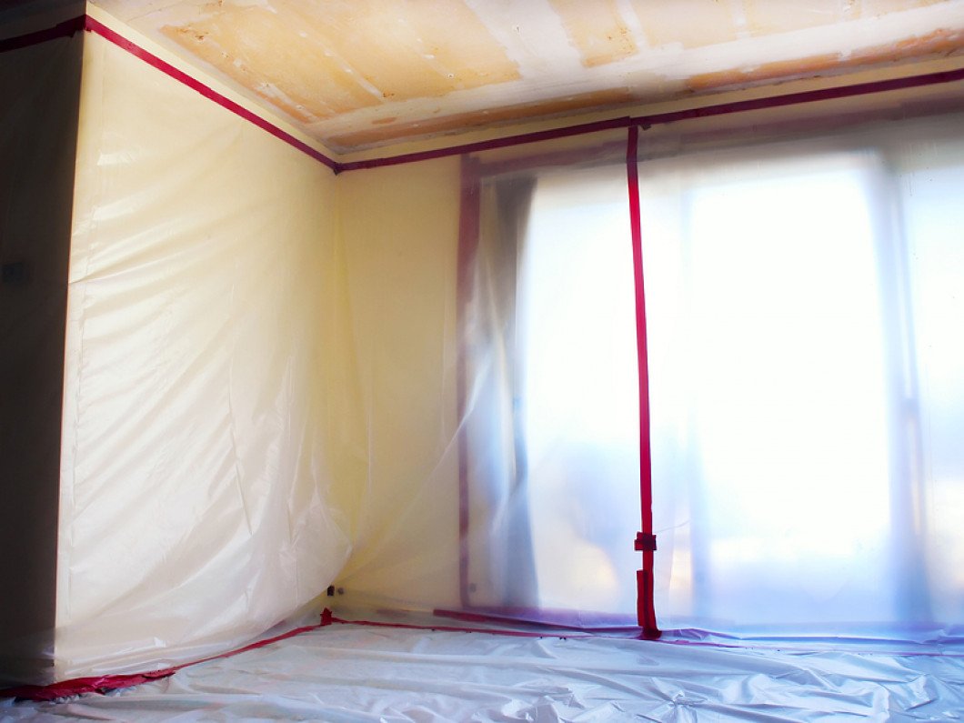 Tired of Your Popcorn Ceiling?
