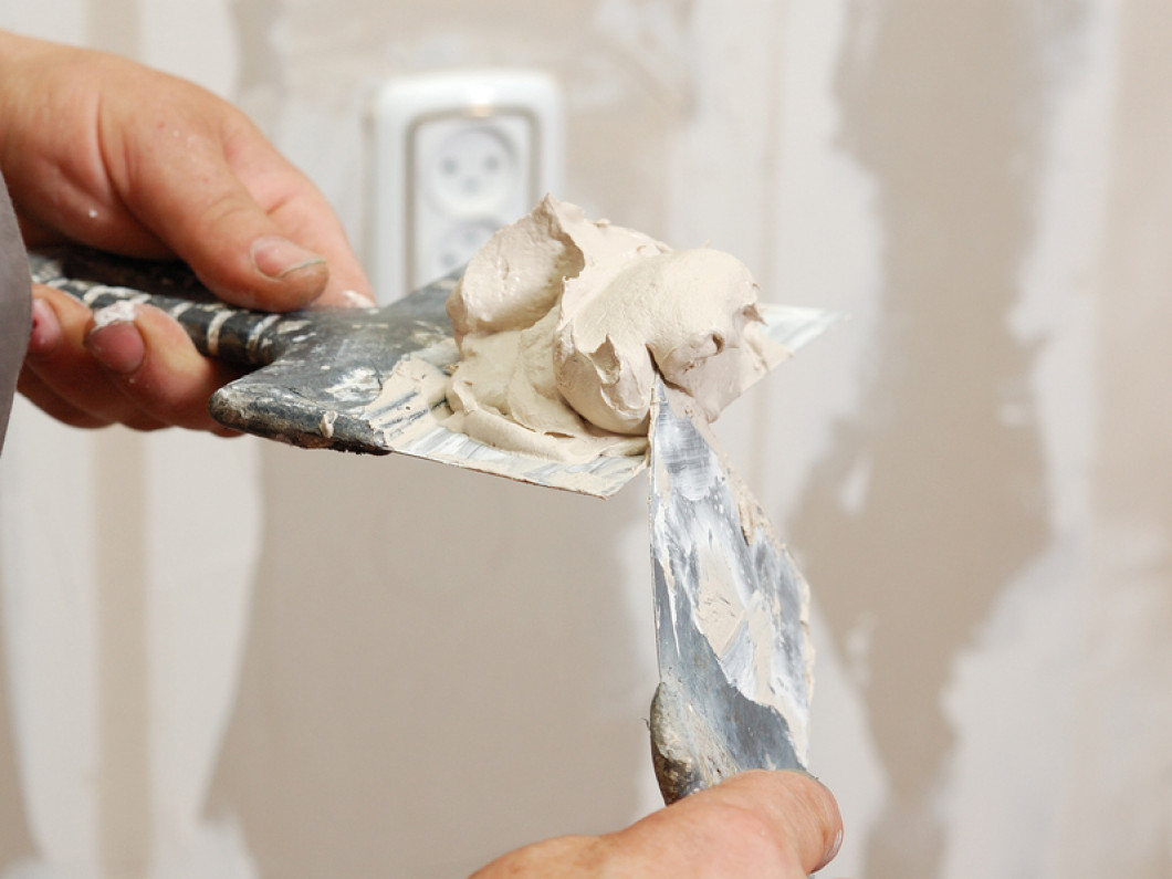 Leave Drywall Patching to Our Experts